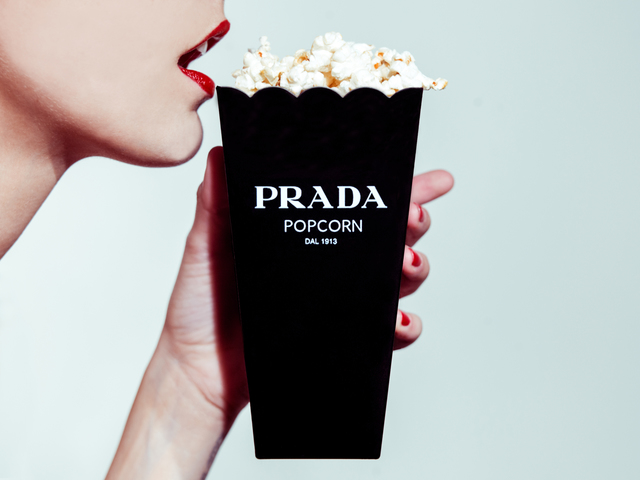 , 'Prada Popcorn,' 2014, Samuel Lynne Galleries