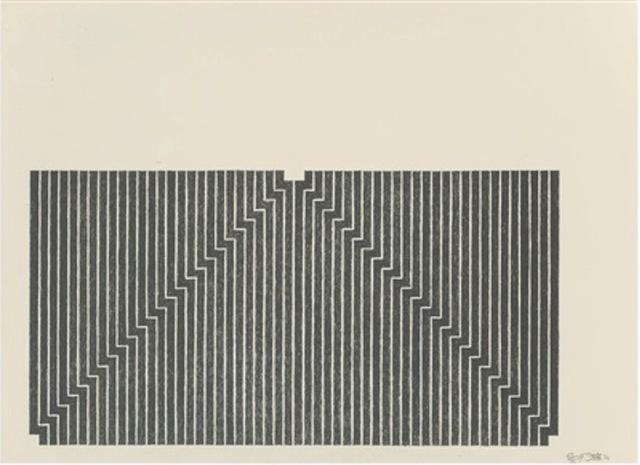 , 'Union Pacific, from the Aluminum Series,' 1970, Gregg Shienbaum Fine Art