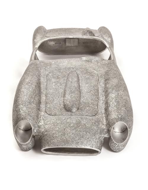 , 'Ferrari Testarossa (scale 1/2),' 2017, Gallery Hyundai