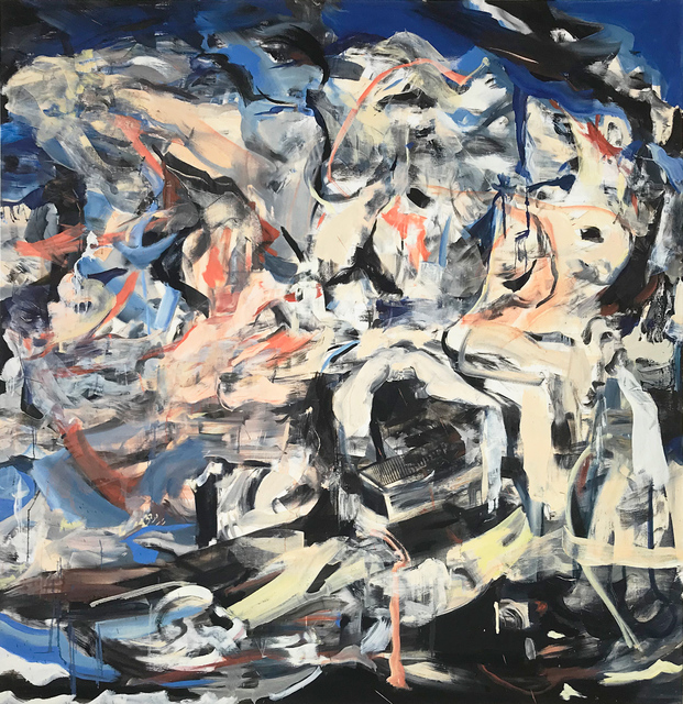 Cecily Brown, 'The Last Shipwreck', 2018, MLTPL