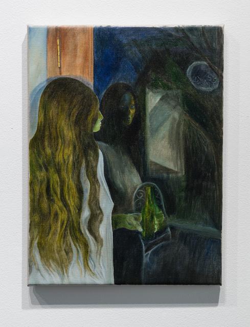 , 'Mirror,' 2018, Upfor