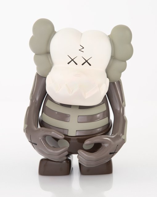 KAWS, 'Skull Kun (Brown)', 2006, Heritage Auctions