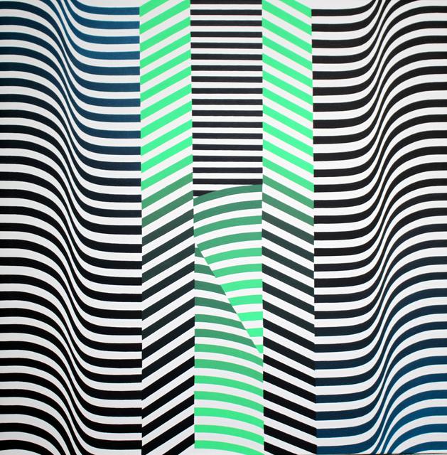Cristina Ghetti, 'Layers 4', 2017, Ai Bo Gallery