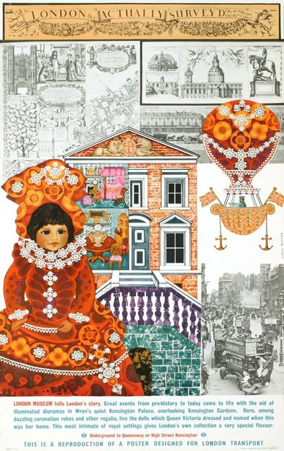 Carol Barker, 'London Museum tells London's Story', 1970, ArtWise