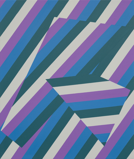 , 'Lineae, IX,' 2018, JGM Gallery