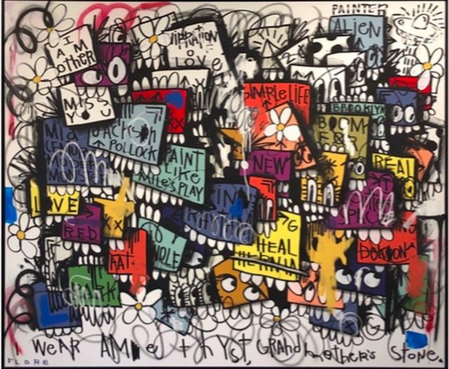 , 'Downtown LA,' , Art Angels