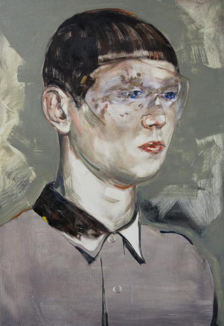 , 'Viewer,' 2013, URANO