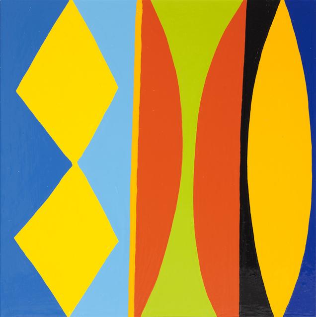, '33 Bunny,' 2012, Rosamund Felsen Gallery