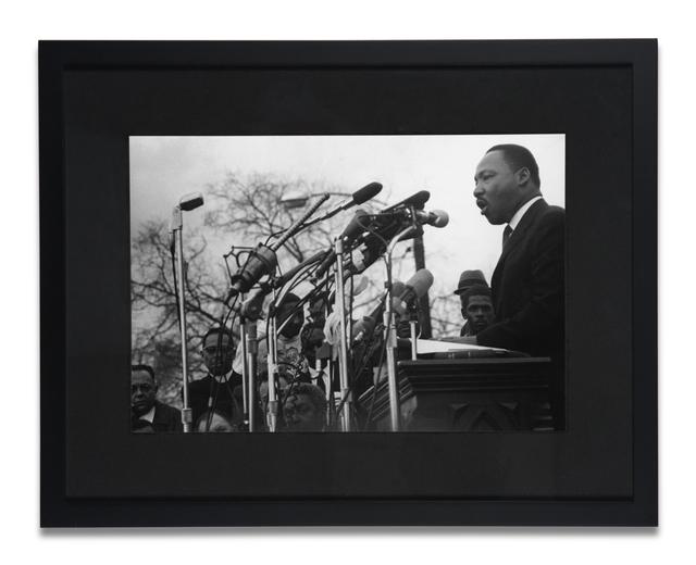 , 'Martin Luther King Jr.,' 1965, Kohn Gallery