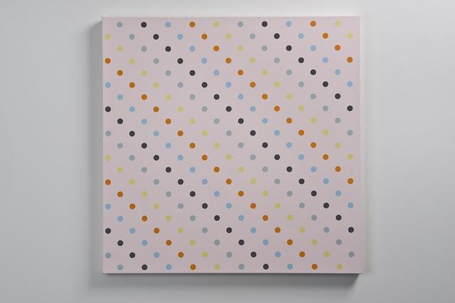 John M. Armleder, 'Jack-Pot', 2012, Galerie Mehdi Chouakri