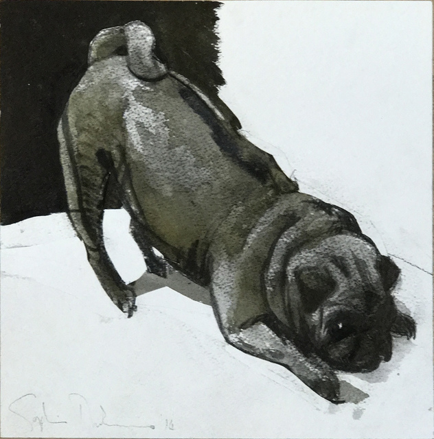 , '16. Pug,' 2017, Sladmore Contemporary