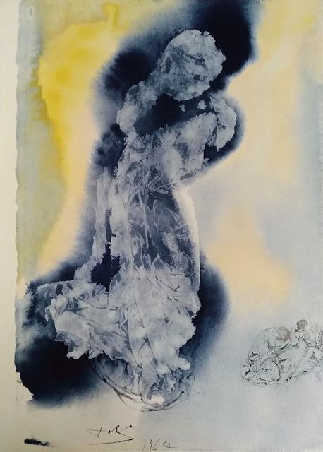 Salvador Dalí, 'Spiritus promptus est, caro vero infirma', 1964, Wallector