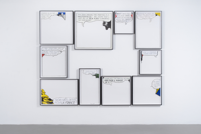 , 'All The Stories Are In Your Head,' 2017, KÖNIG GALERIE