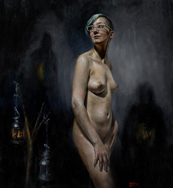 , 'In Darkness,' 2018, Zhou B Art Center