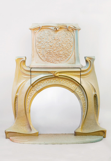 , 'Fireplace and Chimney Piece,' ca. 1900, Jason Jacques Gallery