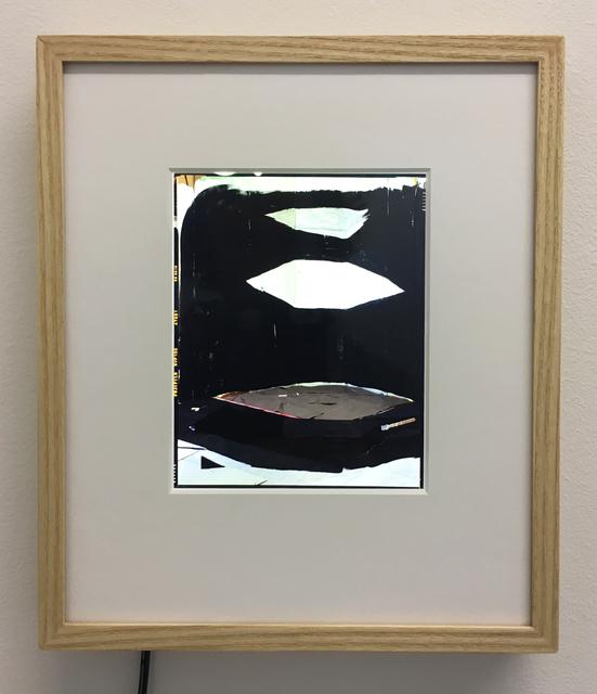 , 'Dia, negatief,' 2013, Galerie Bart