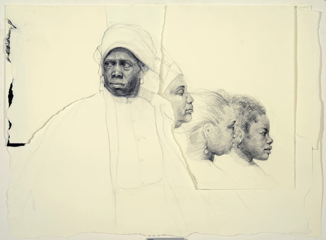 Tyrone Geter, 'My Back Was Your Back And I Guarded It', 2014-2016, 73 See Gallery