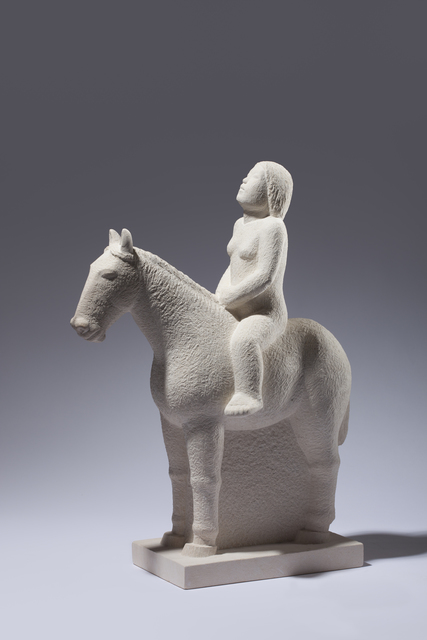 , 'Woman Riding Horse,' 2015, Gallery LVS