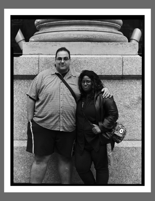 , 'Tia & Mike, New York City,' , Soho Photo Gallery