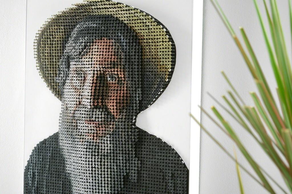 Andrew Meyers - Portrait of George Wurtzel