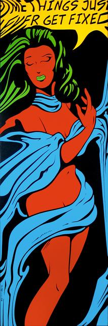 , 'Riven,' 2008, Dab Art