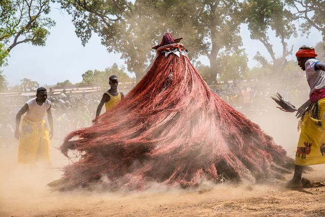 , 'Yoruba Voodoo Mask, Burkina Faso ,' 2014, THK Gallery