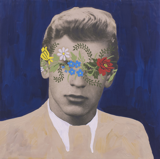 Daisy Patton, 'Untitled (Kochanym wujkom na wieczną pamiątkę Witold Willy 3.05.55)', 2017, k contemporary
