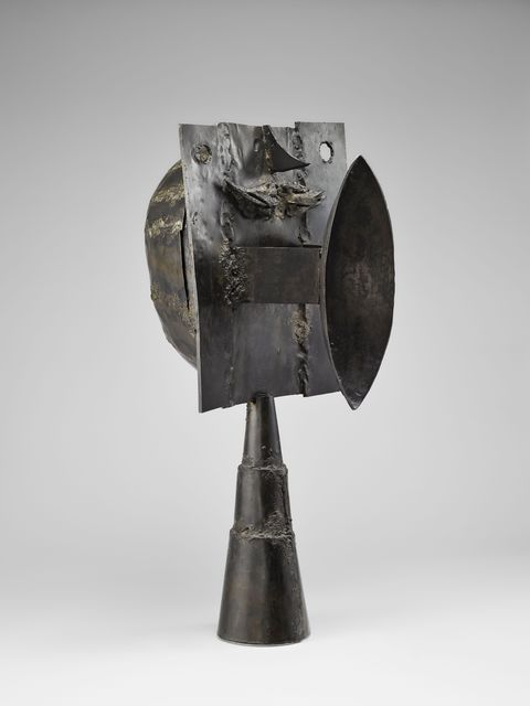 , 'Tête d'homme ,' 1930, Musée Picasso Paris