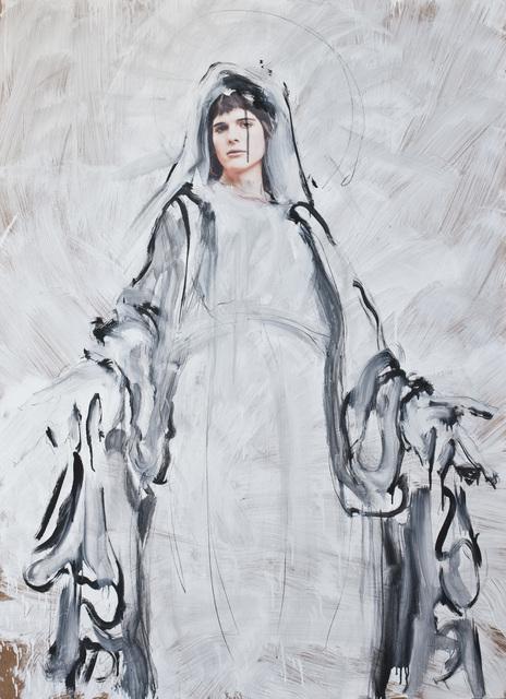 , 'Virgin of Mercy (hn I),' 2017, Artdepot