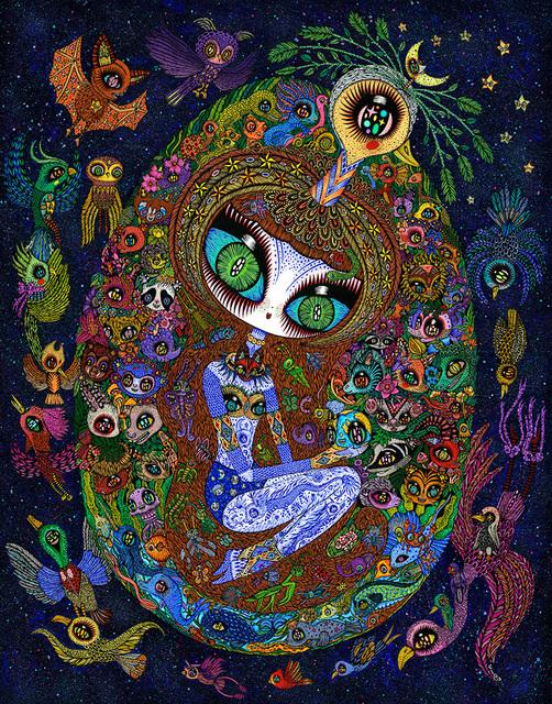 Ciou, 'Cosmic Egg', 2019, Haven Gallery