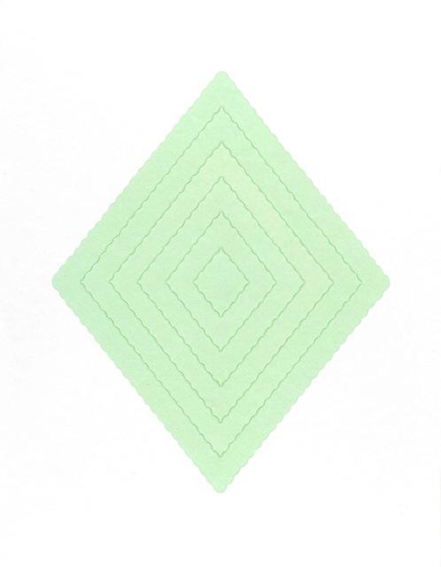, 'Diamond,' 2014, Perrotin