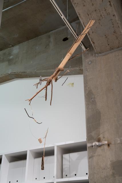 Tetsuro Kano, 'a tree as a city', 2018-2019, Yuka Tsuruno Gallery