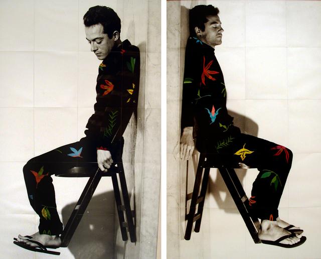 , 'Heridas idénticas,' 2001, Alarcón Criado
