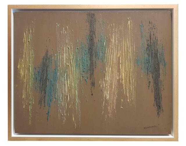 Hans Bischoffshausen, 'Heaven', 1958, Galerie Kovacek