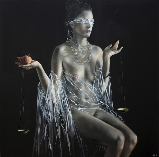 , 'Justice II,' 2016, Joerg Heitsch Gallery