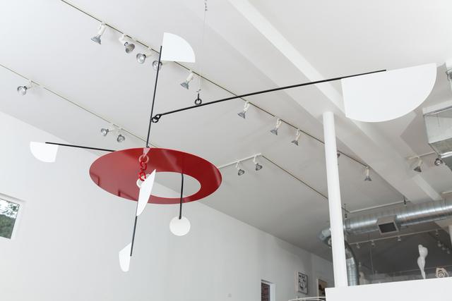 , 'Big Red Flat,' 2017, William Havu Gallery