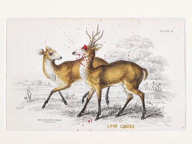 , 'Love Choice,' , Galerie Heike Strelow