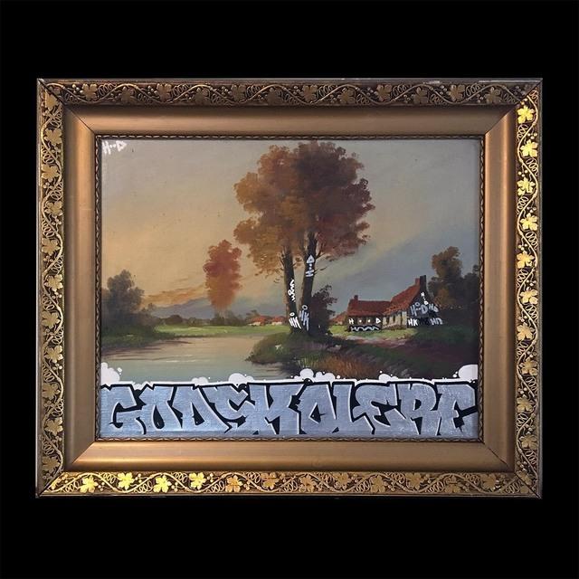 HoodKitsch, 'Godskolere', 2019, Vintage Deluxe