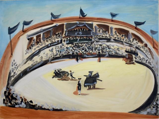 , 'La Corrida,' 1956, Gilden's Art Gallery