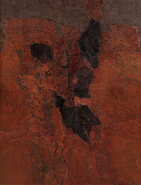 Pierre César Lagage, 'Composition', 1962, Millon