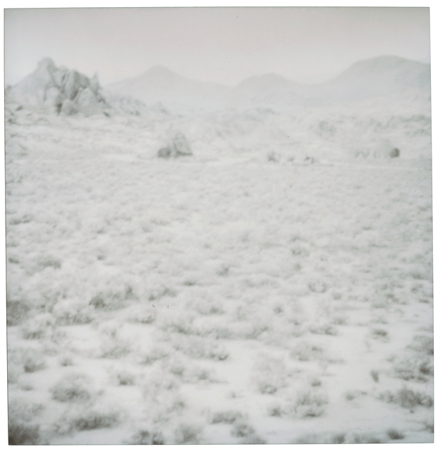 Stefanie Schneider, 'Hidden Valley (Wastelands)', 2003, Photography, Analog C-Print, hand-printed by the artist on Fuji Crystal Archive Paper, based on a Polaroid, mounted on Aluminum with matte UV-Protection, Instantdreams