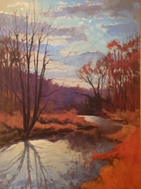 , 'Autumn, Deer Creek,' 2001, C. Grimaldis Gallery