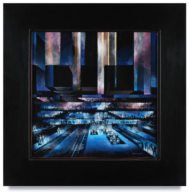 , 'Strata,' 2018, Kohn Gallery