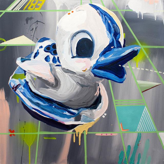 , 'Herencias Detail 4,' 2018, Artig Gallery