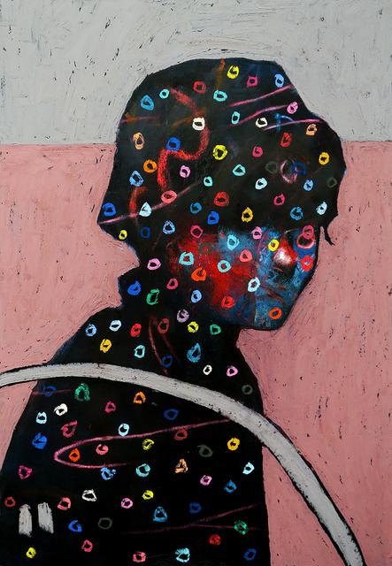 Joseph Loughborough, 'Marked', 2017, ANNO DOMINI