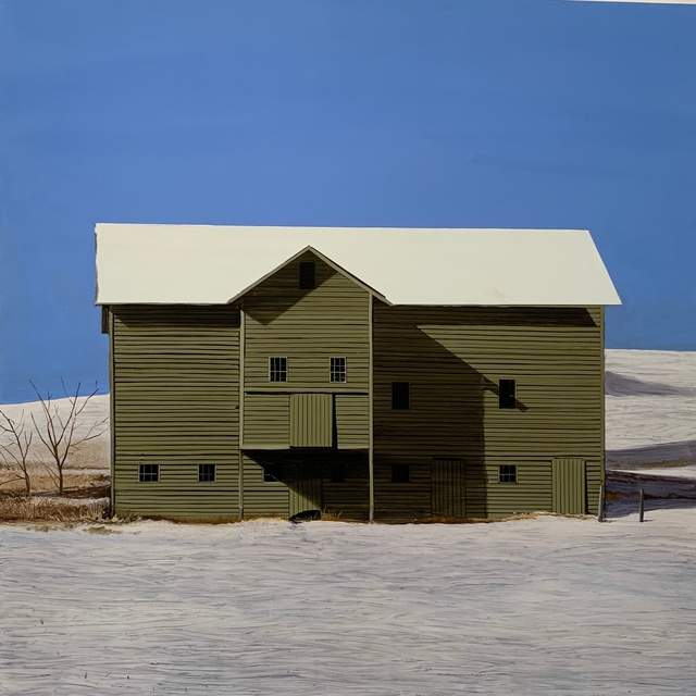 Michael Gregory, 'Kinderhook', 2019, Nancy Hoffman Gallery