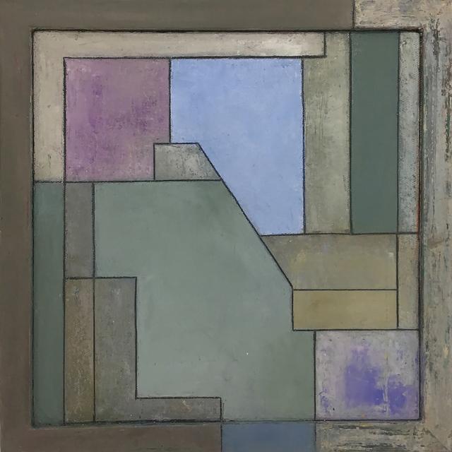 Stephen Cimini, 'FrameWorks Squared Nine', 2018, Alpha 137 Gallery