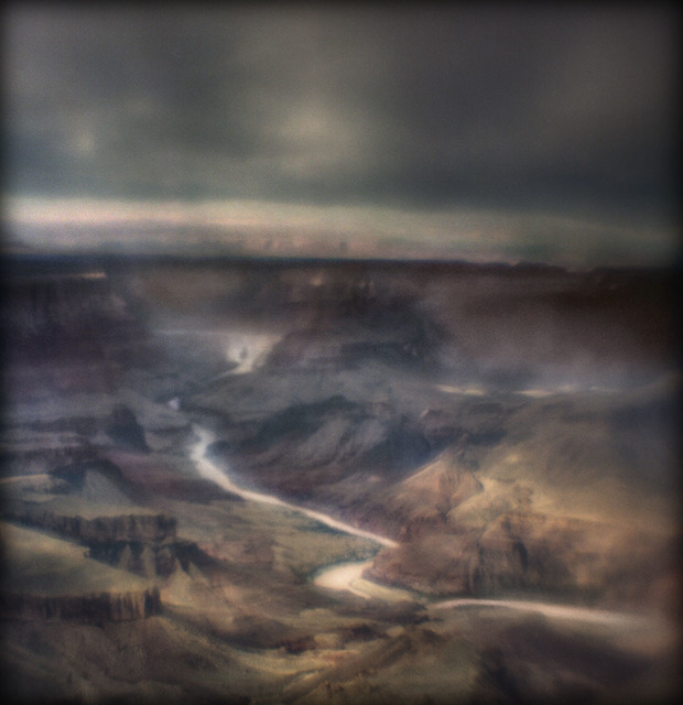 Susan Burnstine, 'Down the Colorado', 2020, Photography, Archival pigment ink print, Obscura Gallery