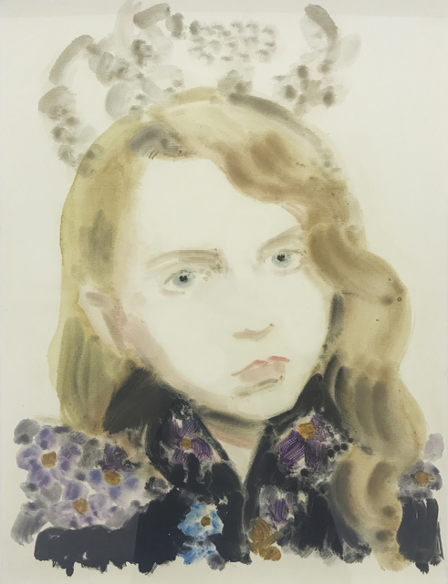 , 'Lily Cole,' 2013, Danziger Gallery