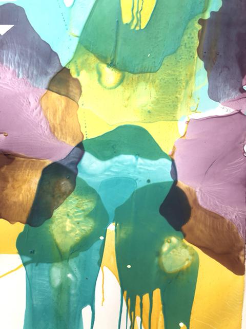 , 'Color Burst,' 2018, MiXX projects + atelier